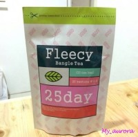 Fleecy Bangle Tea / Teh Pelangsing / Slimming Tea Bag / Original 100 %