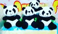 boneka panda mini
