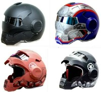Helmet import Iron Man / Helm motor / jaket / otomotif / Aksesoris /Hp