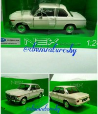 Diecast/Miniatur Welly NEX skala 1/24 BMW 2002 Ti