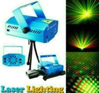 lampu disko multi pattern-mini party stage lighting-laser proyekto
