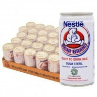 susu beruang asli - nestle bear brand
