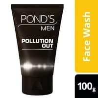 POND'S MEN POLLUTION OUT FACE WASH 100G