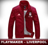Jaket Bola parasut playmaker Liverpool