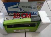 ALAT PRESS PLASTIK IMPULSE SEALER 20CM PVC DOOBIE LEOPARD
