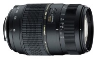 Lensa Tele Zoom Tamron 70-300 f/4-5.6 Di LD 1:2 Macro For Canon / Nikon
