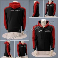 harga Jaket hoodie team daiwa fishing tackle lure reel rods mancing mania Tokopedia.com