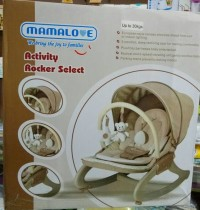 harga Bouncer mamalove activity rocker uc40 Tokopedia.com