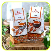 Teh JAHE Kemuning Asli Indonesia Authentic Indonesian GINGER Tea