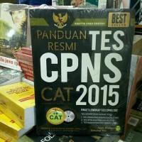 Buku Panduan Resmi Tes CPNS Cat 2015