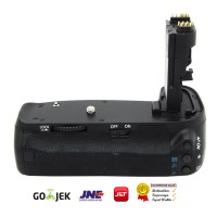 Rajawali Battery Grip BG-E14 for Canon 70D/80D