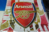 Stiker Ps4 Slim Arsenal