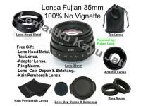 Lensa Nikon J5 J4 J3 J2 J1 V3 V2 V1 S1 S2 N1 AW1 Lens Fujian 35mm F1.6