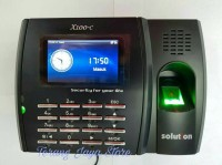 Mesin Absensi Sidik Jari/Fingerprint Solution X100-C
