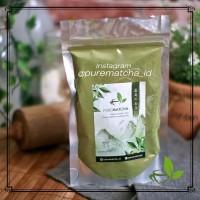 Greentea Matcha / Green tea Powder Bubuk 100% Pure 100 gram
