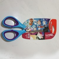 Maped Scissor Tatoo Soft (Gunting)