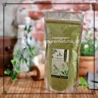 Greentea Matcha / Green tea Powder Bubuk 100% Pure 500 gram