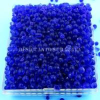 Blue Silica Gel Curah 500gr silika gel biru BUKAN silica gel elektrik