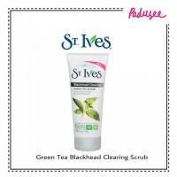 St. Ives  Green Tea Blackhead  Clearing  Scrub