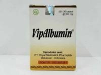 VIPALBUMIN/EKSTRAK GABUS/30 CAPSUL