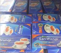 Sari wangi teh hitam