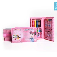 harga Minnie mouse art set 42 pcs adinata / alat mewarnai / crayon Tokopedia.com