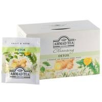 Ahmad Tea Cleansing Detox Individual Bag Teh Celup Sehat Herbal Jahe