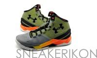 UA CURRY 2 - IRON SHARPENS IRON | Sepatu Basket Under Armour Original
