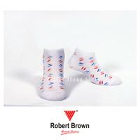 Kaos Kaki Pendek Wanita Semata kaki Robert Brown (7345)