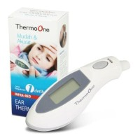 Infrared Ear Thermometer ThermoOne OneMed