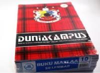 Buku Tulis MaxiCampus Merek AA Isi 50 Lembar
