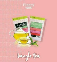 (BANGLE TEA) FLEECY BANGLE TEA - SLIMMING TEA - TEH PELANGSING