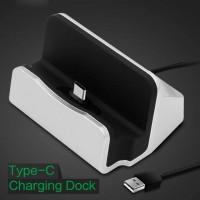 CHARGER DOCK BERDIRI FOR SAMSUNG S8 A1/A2/A3/A5/A7 Xiaomi Mi HTC U11