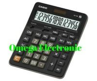 Casio GX 16S - Calculator Desktop Kalkulator Meja Kantor Office GX-16S