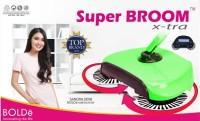 SUPERBROOM SAPU OTOMATIS ARTIS SANDRA DEWI BOLDE SPT SUPERMOP