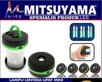Lampu LED Camping Lipat / Senter Tenda MS-2088