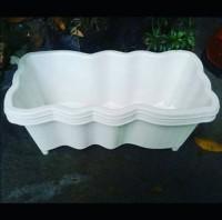 harga Pot panjang sgp / pot plastik / vas bunga / dekorasi Tokopedia.com