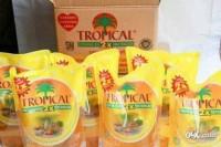 minyak goreng tropical 1 liter isi ulang