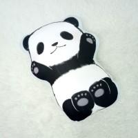 Bantal Boneka Plushie - Large Panda Hug (max 35x45 cm)