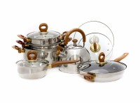 Vicenza panci set cookware V812