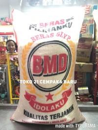 Beras BMD 20KG FULL | Setra Ramos Pulen Putih | White Rice 20 KG Murah