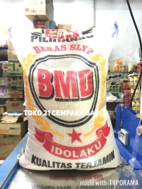 Beras BMD 10KG FULL | Setra Ramos Pulen Putih | White Rice 10 KG Murah