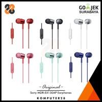 Sony MDR-EX150AP Handsfree Earphone Headphone - 100% Original
