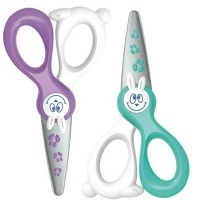 Mainan anak - gunting plastik - maped kiddy cut - safety scissors