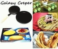 Cetakan kue leker krepes crepe maker galaxy sama spt vicenza crepes