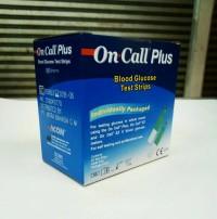 On Call Plus/ Strip Gula Darah On Call Plus