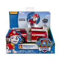 Paw Patrol - Marshalls Fire Fighting Truck works with Paw Patroller