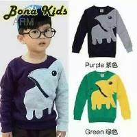 Bona Kids baju rajut anak laki laki sweater anak unisex murah