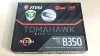 MSI B350 Tomahawk DDR4 Socket AM4