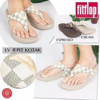 Sandal Jepit Wanita Fitflop LV (HARGA PROMO)
